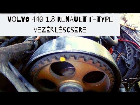 Vezerlescsere Volvo 440