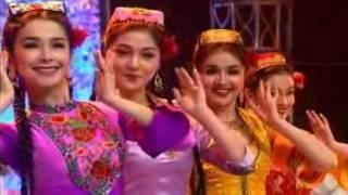 getlinkyoutube.com-Uyghur folk song & dance