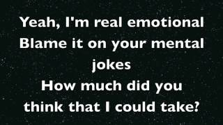 getlinkyoutube.com-Miley Cyrus - Maybe You're Right (Lyrics)
