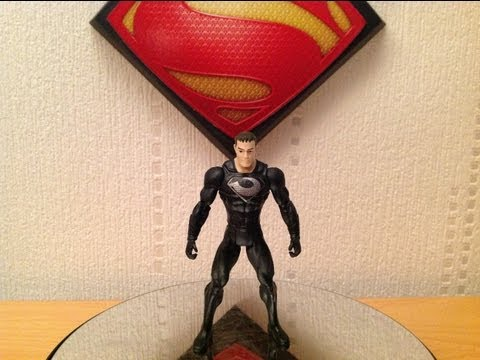 Man of Steel General Zod Single Carded 3.75