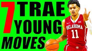 Trae Young SMOOTH Crossover Moves & Ankle Breakers! Basketball Dribble Moves