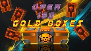 getlinkyoutube.com-[SuperMechs] OPEN 150 GOLD ITEM BOXES!!! Part 5.