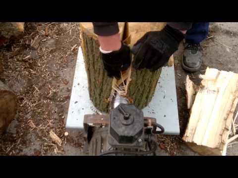 Maszyna do łupania drewna HD