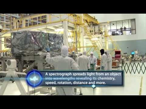 NASA | Webb Telescope NIRSpec Instrument Arrives at NASA Goddard