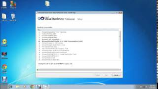 getlinkyoutube.com-Microsoft Visual Studio 2010  Installation