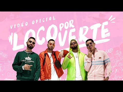Loco Por Verte | (Video Oficial)