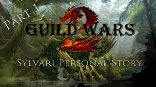 getlinkyoutube.com-Guild Wars 2 - Sylvari Personal Story Part 1:  The Hacker Knight