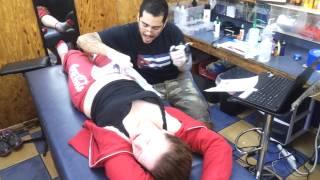 getlinkyoutube.com-Worst tattoo customer ever at My Tattoo Shop Miami...