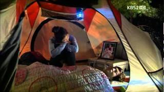 "getlinkyoutube.com-UEE and JOO WON ""Sleeping & Necktie Scene"""