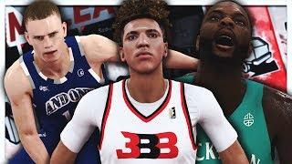 NBA 2K18 Summer Circuit  2K18 x Drew League Mod Preview (PC) (Big Baller Brand, AND 1)