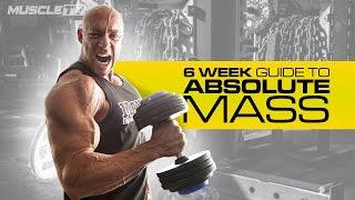 getlinkyoutube.com-6 WEEKS TO ABSOLUTE MASS | Part 2: Diet & Supplementation