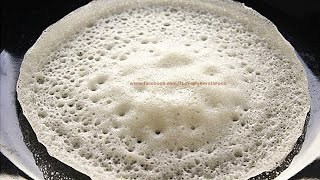 getlinkyoutube.com-PALAPPAM- പാലപ്പം- (Vellayappam) Kerala Appam- NO YEAST Recipe- chinnuz' I Love My Kerala Food