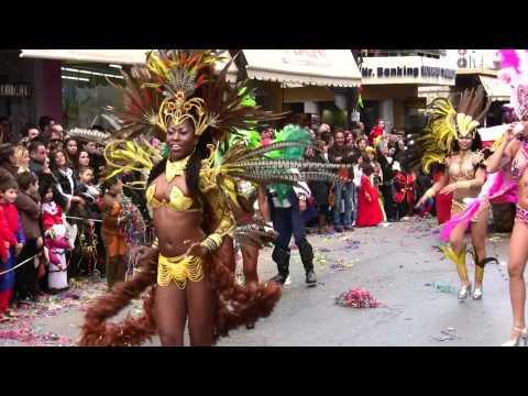 Μαλιώτικο Καρναβάλι 2011 | Βραζιλιάνες