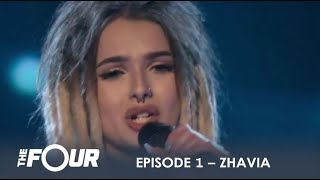 Zhavia: She's Only 16 But Wait What Happens When She Opens Her Mouth   S1E1   The Four