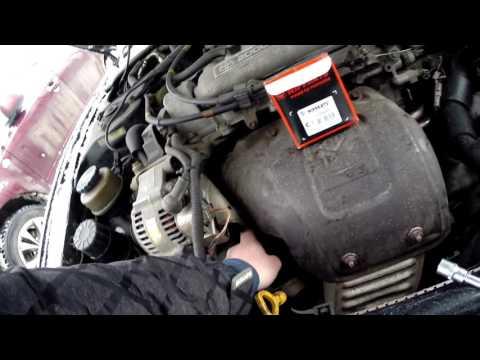 Toyota Celica ST183 антифриз и термостат, все ошибки которые можно допустить.