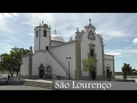 ALGARVE: Church of São Lourenço (Portugal) HD