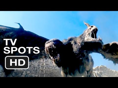 Wrath of the Titans TV SPOTS #1 & #2 - Sam Worthington Movie (2012) HD