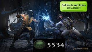 getlinkyoutube.com-HOW TO GET FREE SOULS/KOINS MORTAL KOMBAT X | iOS, NO JAILBREAK