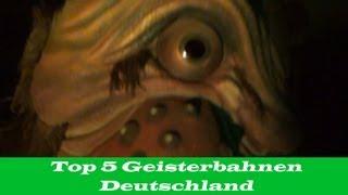 getlinkyoutube.com-Die TOP 5 beste riesende Geisterbahnen in Deutschland