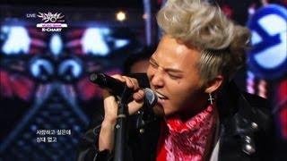 getlinkyoutube.com-4th Week of September & G-Dragon - Crooked (2013.09.27) [Music Bank K-Chart]