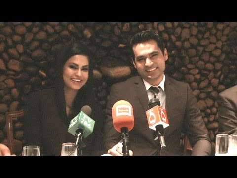 Wedding Dinner from His Excellency Javed Malik to Veena Malik & Asad Bashir