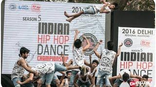 Amazing stunts by Below 18 Dance crew Ib Family   IIFT