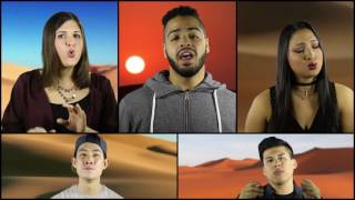 Arabian Nights   Aladdin Cover (A Cappella)   Backtrack   SideTrack #9
