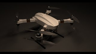 getlinkyoutube.com-VR Copter X4 + VR Gimbal 2 Axis Raw Video