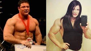 getlinkyoutube.com-Transgender Powerlifter/ Bodybuilder: Matt Kroc