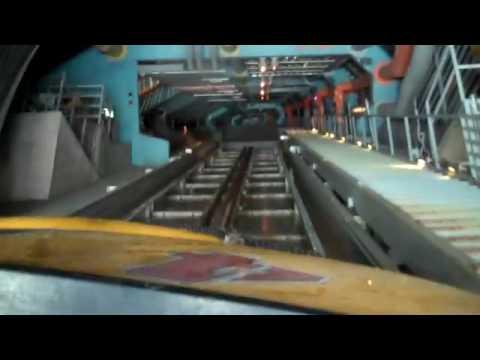 Jurassic Park POV Universal Studios Hollywood