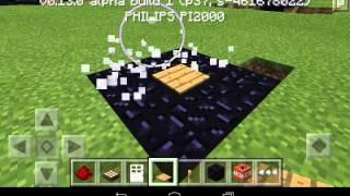 getlinkyoutube.com-2 Trucos minecraft 0.13.0 build 1