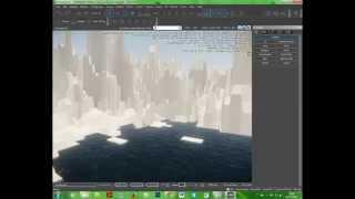 getlinkyoutube.com-tutorial criando um jogo no CryEngine colocando cidades primeiro ep
