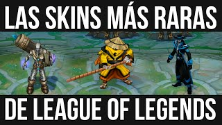 getlinkyoutube.com-Las Skins más raras de League of Legends