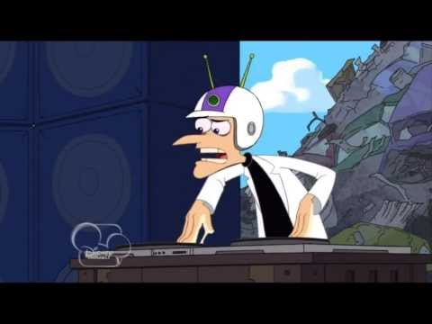 Un Ornitorrinco Me Controla  Phineas y Ferb