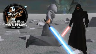 Star Wars Battlefront II Mods (PC) HD: Rhen Var: Sanctuary | KotOR