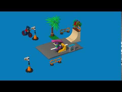 LEGO City Skate Park - 60290