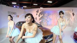 getlinkyoutube.com-2012台北車展 Volvo 開場舞(左舞台版)