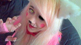 getlinkyoutube.com-[FNAF] Mangle Cosplay & Makeup