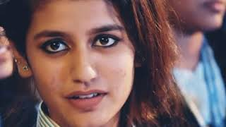 Real priya prakash warrior viral video.. Twitter, Facebook, whats app, instagram