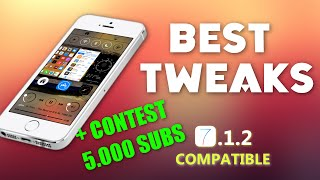 getlinkyoutube.com-Best 25 Cydia Tweaks compatible with iOS 7.1.2 + CONTEST!