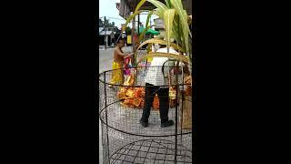 Ulang Tahun Tio Hu Wan Sue Di Jalan Gaya Baru Duri 20 April 2016 3 Gwe 15 Part 1