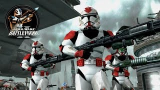 getlinkyoutube.com-Star Wars Battlefront II Mods (PC) HD: Battles of the Storm - Mygeeto: Final Thunder