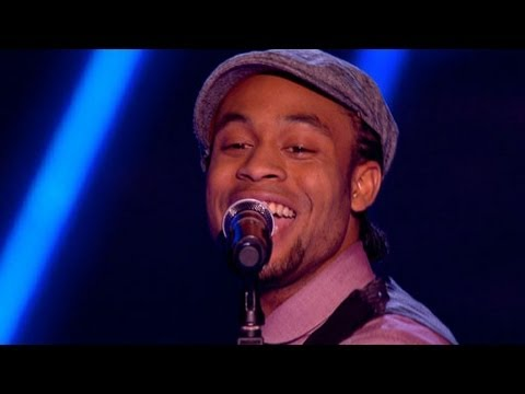 The Voice UK 2013 | CJ Edwards performs 'Dedication To My Ex' - Blind Auditions 6 - BBC One