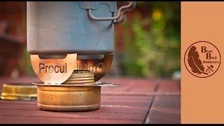 PROCUL Spiritus Pot Stand
