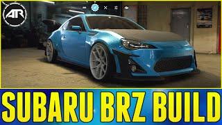 getlinkyoutube.com-Need For Speed Gameplay & Customization : ROCKET BUNNY SUBARU BRZ DRIFT BUILD!!! (NFS 2015 Gameplay)