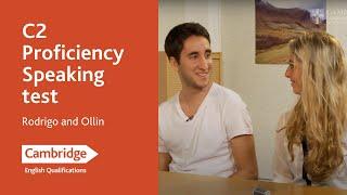 getlinkyoutube.com-Cambridge English: Proficiency, Rodrigo & Ollin
