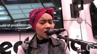 Yuna-thinking about you(cover) NAMM 2013
