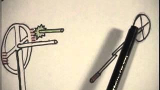 getlinkyoutube.com-How Free Energy Gravity Wheel P2 Works