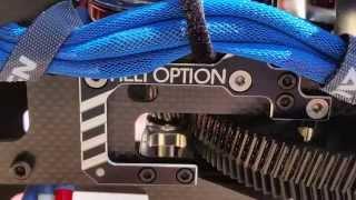 getlinkyoutube.com-Align T-Rex 700L Dominator TOP / Helioption Frame Stiffing System Upgrade