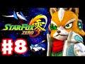 Star Fox Zero - Gameplay Walkthrough Part 8 - Fichina and Mother Strider! Nintendo Wii U